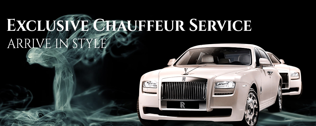 VIP Executive Chauffeur Hire